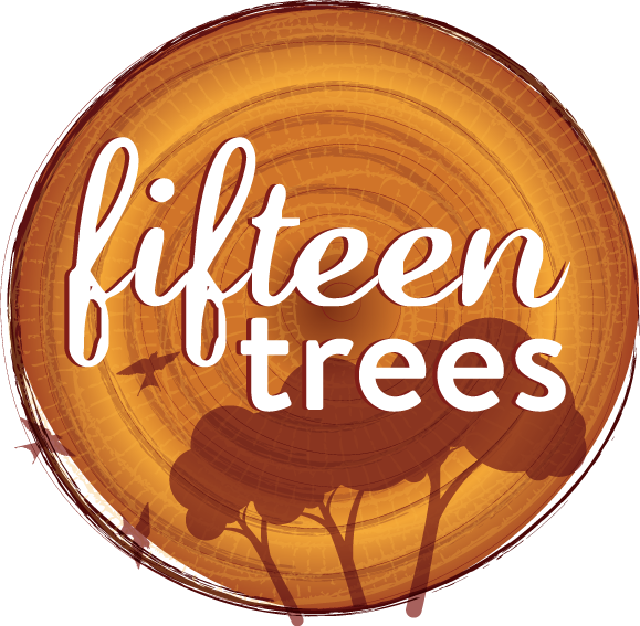 fifteen trees