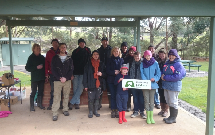 Tree planting with Fifteen Trees